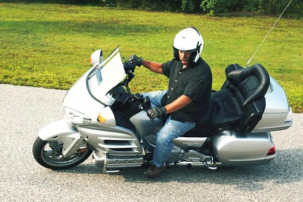 HeliBars® Horizon™ оптимизированное рулевое управление для Honda F6B / GL1800 Goldwing